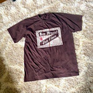 Sam Miguel Pilsen Philipines Shirt
